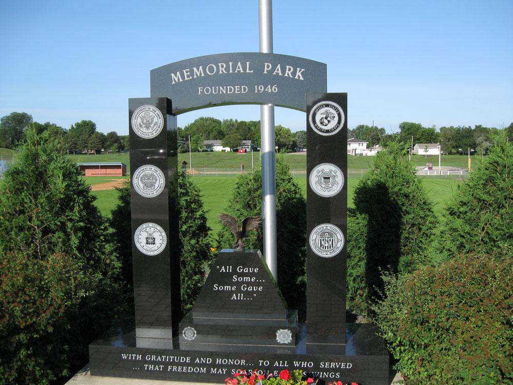 granite veteran memorial