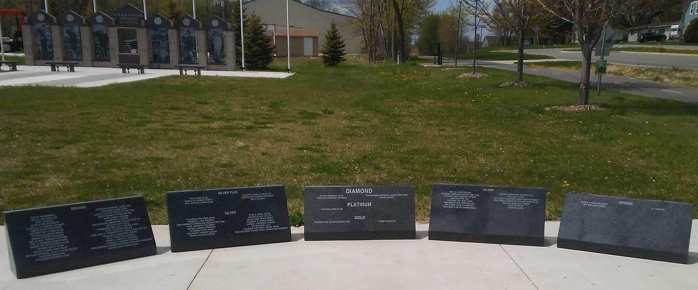 Civic & Veteran Memorials