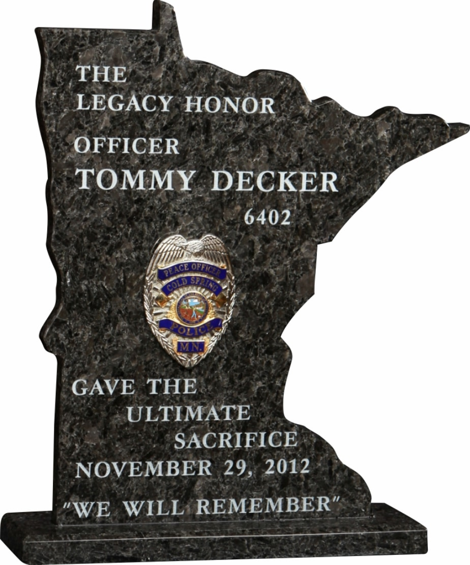 Gifts & Home Legacy plaques