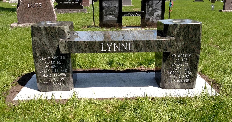 Memorial Bench