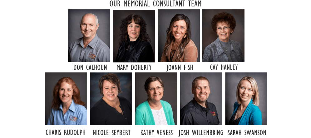 Legacy in Stone Memorial Consultants